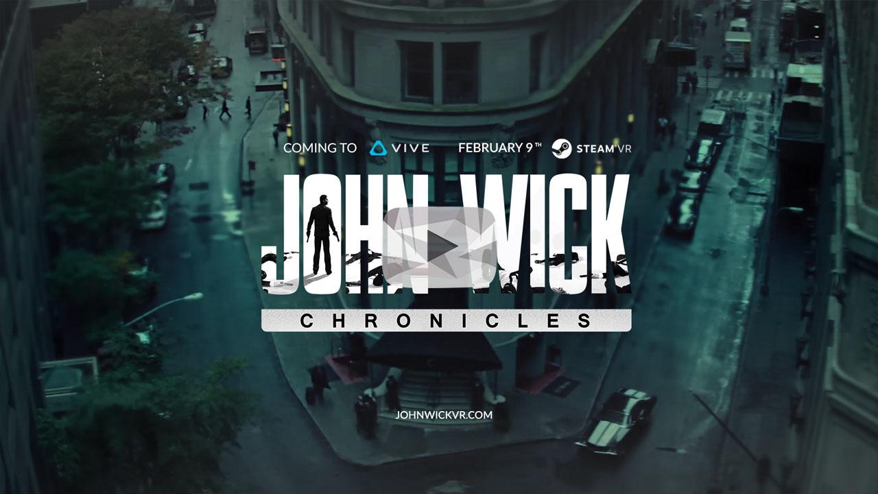 JOHNVICKCHRONICLES